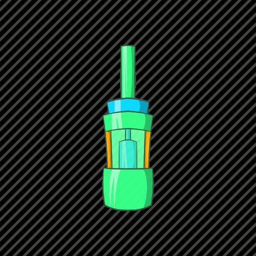 atomizer, cartoon, choice, cigarette, electronic, liquid, vaporizer icon