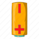 alkaline, battery, cartoon, electricity, energy, power, sign icon