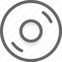 backup, cd, disc, dvd icon