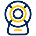 camera, cctv, secure icon