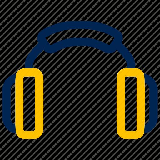 audio, headphone, headset icon