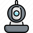 camera, device, electronic, ip, photo, photography, video icon
