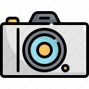camera, device, electronic, gadget, photo, photography, picture icon