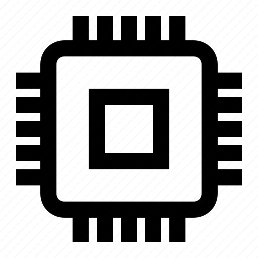 Cpu, processor, computer, device, hardware, pc, technology icon - Download on Iconfinder