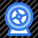 blower, cooler, device, electronic, fan, hardware, multimedia icon