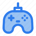 console, controller, device, electronic, gaming, joystick, multimedia icon