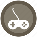 controller, game, gamepad, remote icon