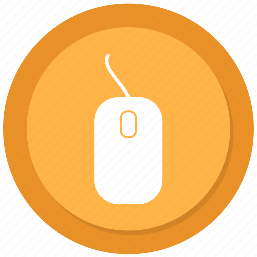 apple, mouse icon