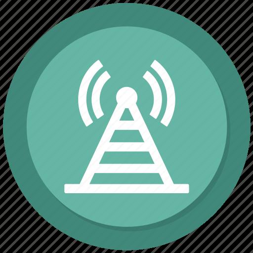 Antenna, radio, signal, wifi icon - Download on Iconfinder