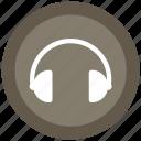 earphone, headphone, headset, listen