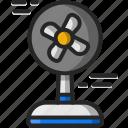 fan, cooler, ventilator, air, electronic