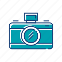 camera, electronic, graphic, image, photo, photography, picture icon