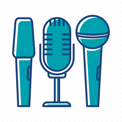 audio, electronic, mic, microphone, music, sound, tools icon