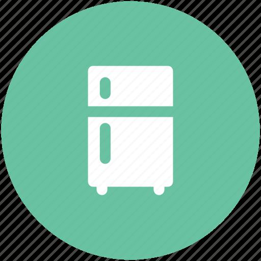 electric cooler, electronics, freezer, fridge, household appliance, refrigerator icon