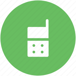 cell phone, cellular phone, mobile, mobile phone, smartphone, telephone icon