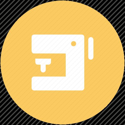 sew, sewing, sewing machine, stitching machine, tailor machine, tailoring icon
