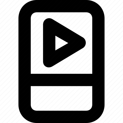 ios, ipod, mp4 player, music, walkman icon