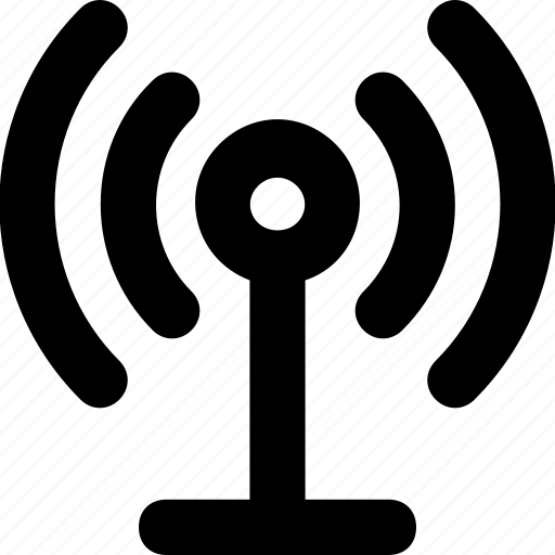 antenna, signal tower, wifi, wifi tower, wireless antenna icon