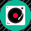 dj, electronic, mix, mixed, music, player icon