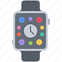 appliances, electronics, gadget, smart, technology, watches icon