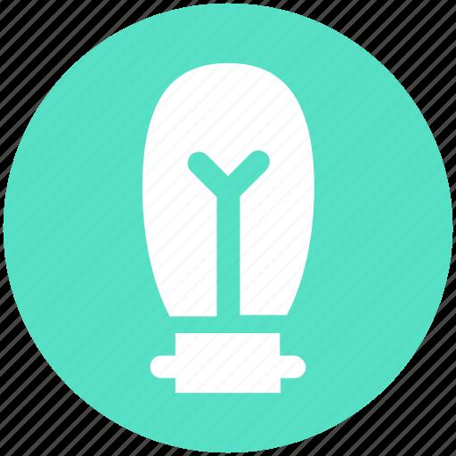 bulb, electric bulb, lamp, light, light bulb icon