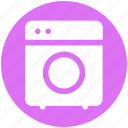 clothes, electronics, machine, washing, washing machine