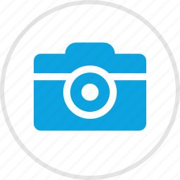 camera, electronic, gadget, gallery, picture, shot icon