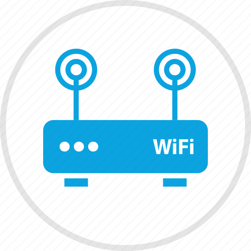 antenna, double, electronic, gadget, wifi icon