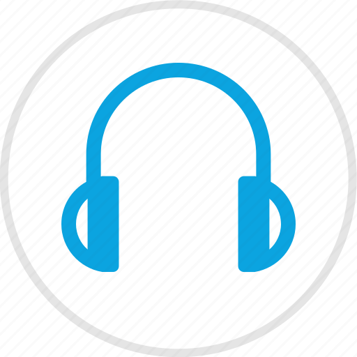 electronic, gadget, headphones, headset icon