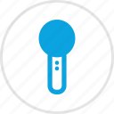 electronic, gadget, microhphone, record, sound, voice icon