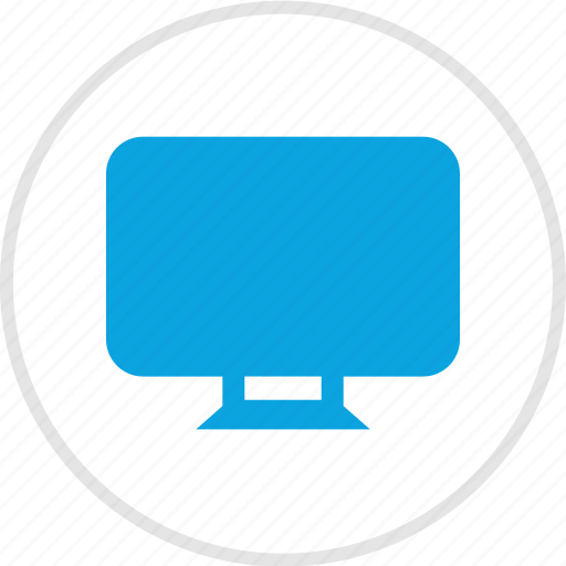 electronic, gadget, monitor, pc, screen icon