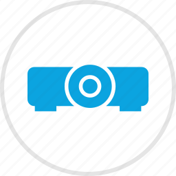 device, electronic, gadget, projector icon