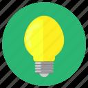 bulb, electronic, energy, light