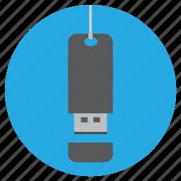 electronics, flash, grey, hang, memory, usb, usbflash icon