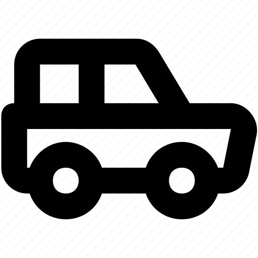 auto, automobile, car, sedan, vehicle icon