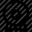 camera, web camera icon