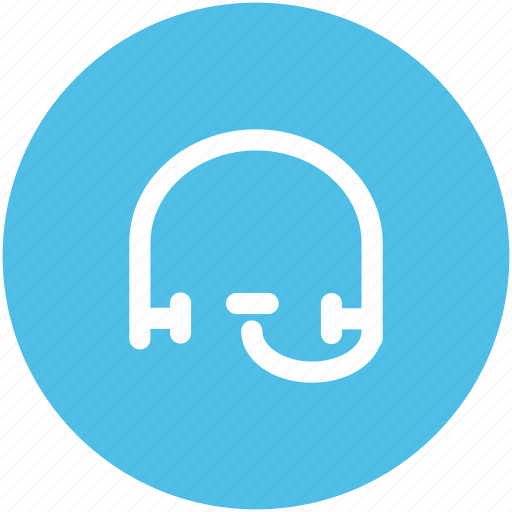 audio listening, earbuds, earphone, handsfree, headphone, headset, sound icon