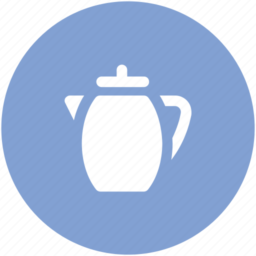 boiler, kettle, kitchen utensil, pot, pouring, tea kettle, teapot icon