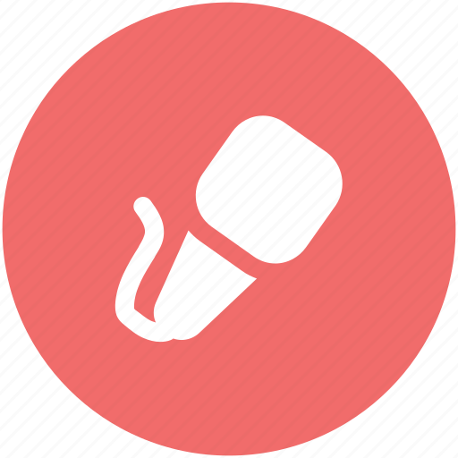 audio, mic, microphone, music, recording, sound, speak icon