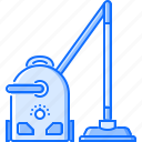 appliances, cleaner, electronics, gadget, technology, vacuum icon