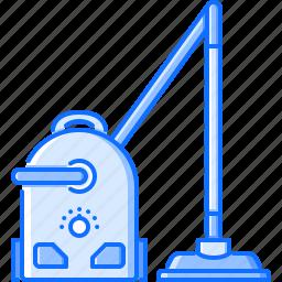 appliances, cleaner, electronics, gadget, technology, vacuum icon