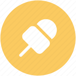 audio, mic, microphone, music, recording, speak, wireless mic icon