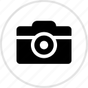 camera, electronics, gadget, tech icon