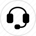 electronics, gadget, headphone icon