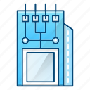 component, device, hardware, module icon