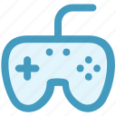 control, device, electronics, gaming, joystick play icon