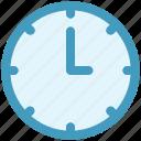 alarm clock, clock, time, watch icon
