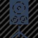 music system, speaker, speaker box, subwoofer, woofer