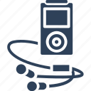 device, ipod, mp4 player, music player, walkman