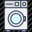 electrical appliance, electronics, home appliance, machine, washing